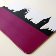 Houses of Parliament Table Mat - Second