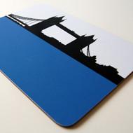 Tower Bridge Table Mat