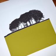 Guiseley Landscape Print