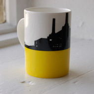 Battersea Power Station Bone China Mug - Slight Seconds