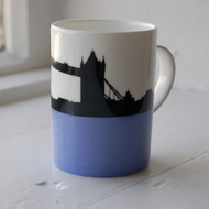 Tower Bridge Bone China Mug - Slight Seconds