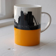 Waterloo Bridge & St. Pauls Bone China Mug - Slight Seconds
