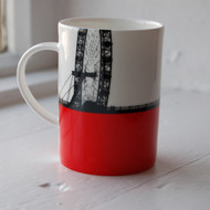 London Eye Bone China Mug - Slight Second