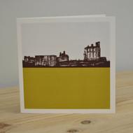 Tynemouth Priory Greeting Card