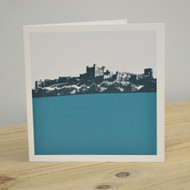 Bamburgh Castle - Northumberland Greeting Card