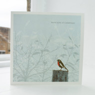 Bird Garden Christmas Card BG-CH-02