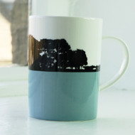 Newport, Gwent Bone China Mug
