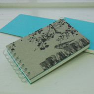 Garden Bird Notebook