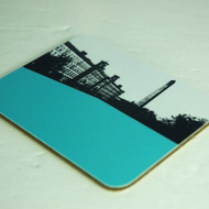 Salts Mill - Saltaire Coaster