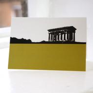 Penshaw Monument - Sunderland Greeting Card