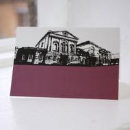 Roman Baths & Pump Rooms - Bath Greeting Card