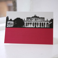 Pittville Pump Room - Cheltenham Greeting Card