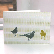 Thrush Greeting Card