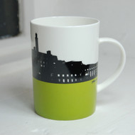 Calton Hill & St. Andrews House Bone China Mug