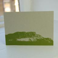 Salisbury Crags Postcard
