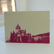 St. Giles Cathedral Postcard