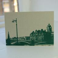 North Bridge Postcard