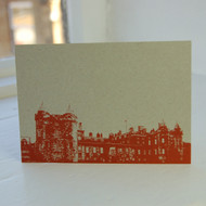 Palace of Holyroodhouse Postcard