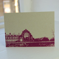 Holyrood Abbey Postcard