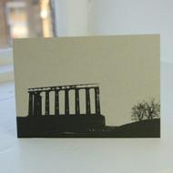 National Monument Postcard