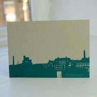 Calton Hill & St. Andrews House Postcard