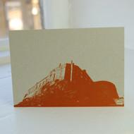 Edinburgh Castle Postcard PC-87