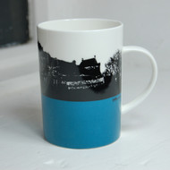 Edinburgh Castle Bone China Mug