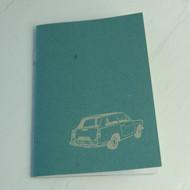 Austin A40 Notebook