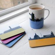 London Landscape Coasters - Pack One