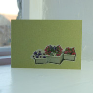 Three Sinks Greeting Card