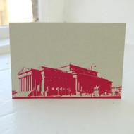 St. Georges Hall Postcard