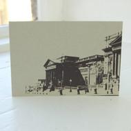 Walker Art Gallery Postcard