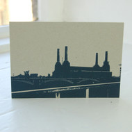 Battersea Power Station Postcard PC-52
