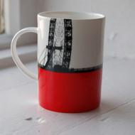 London Eye Bone China Mug