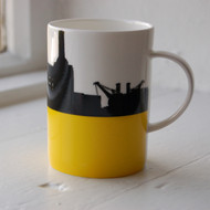 Battersea Power Station Bone China Mug