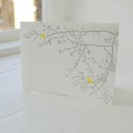Birdsong Letterpress Greeting Card LP-LS-15-GC