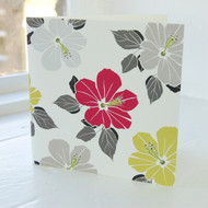 Hibiscus Greeting Card GF-10-GC