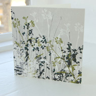 Meadow Grass Greeting Card