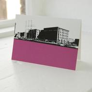 Maritime Museum Greeting Card