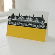 Port Sunlight Greeting Card