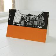 Bluecoat Chambers Greeting Card