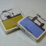 London Cityscapes Drinks Coasters - Set 2