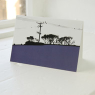 Dumfries & Galloway - Galloway Forest Greeting Card