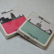 London Cityscapes Drinks Coasters - Set 1