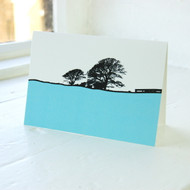 Dumfries & Galloway - Gatehouse of Fleet Greeting Card