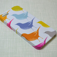 Song Thrush Multi-Coloured iPhone 5 /5S/5SE Cover - DISCONTINUED