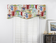 BEACH HOUSE VALANCE