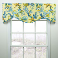 OCEAN VIEW VALANCE
