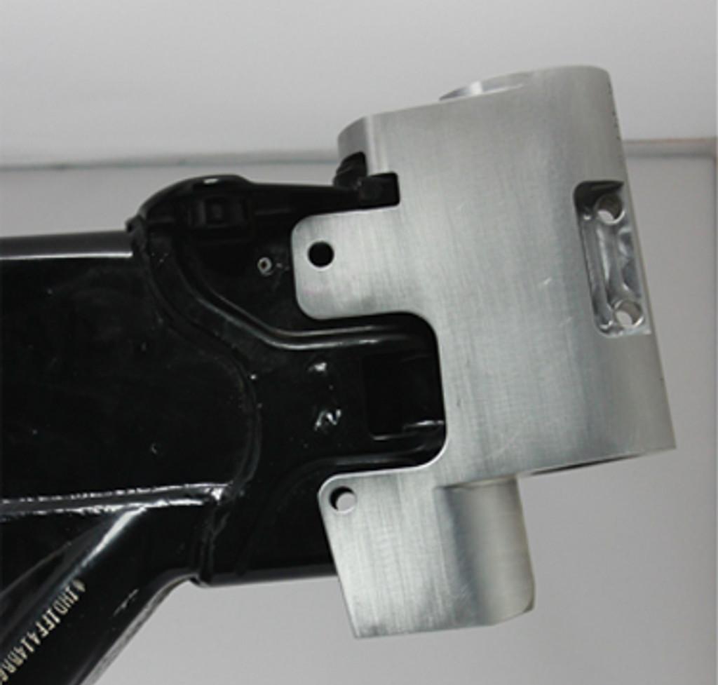 """Bolt-On Neck Rake Kit for Harley Davidson & 26"""" Wheel"""