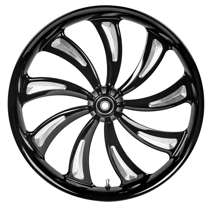 9-Spoke Motorcycle Wheels